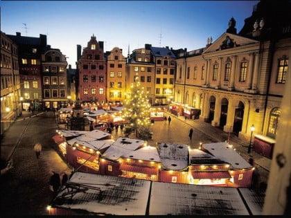 Viajar a Suecia