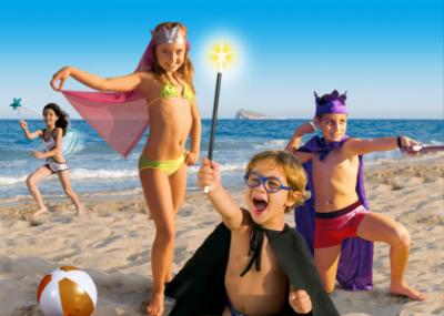 Viajar con niños a destinos caribeños