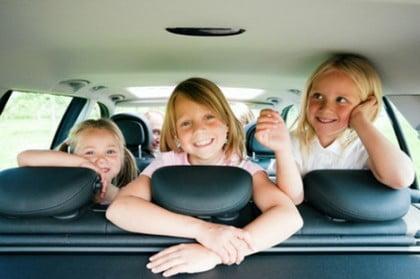 Viajar con niños
