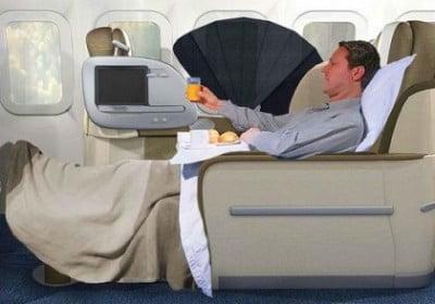 Viajar en business class