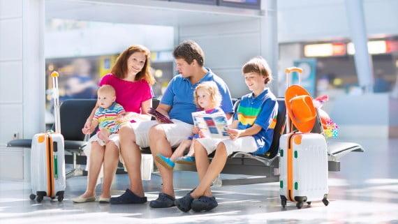 Viajar en familia con Air Berlin