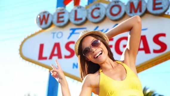 Viaje de solteros a Las Vegas