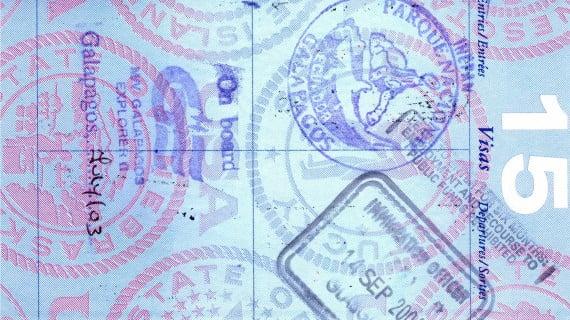 Visa para viaxar a Ecuador