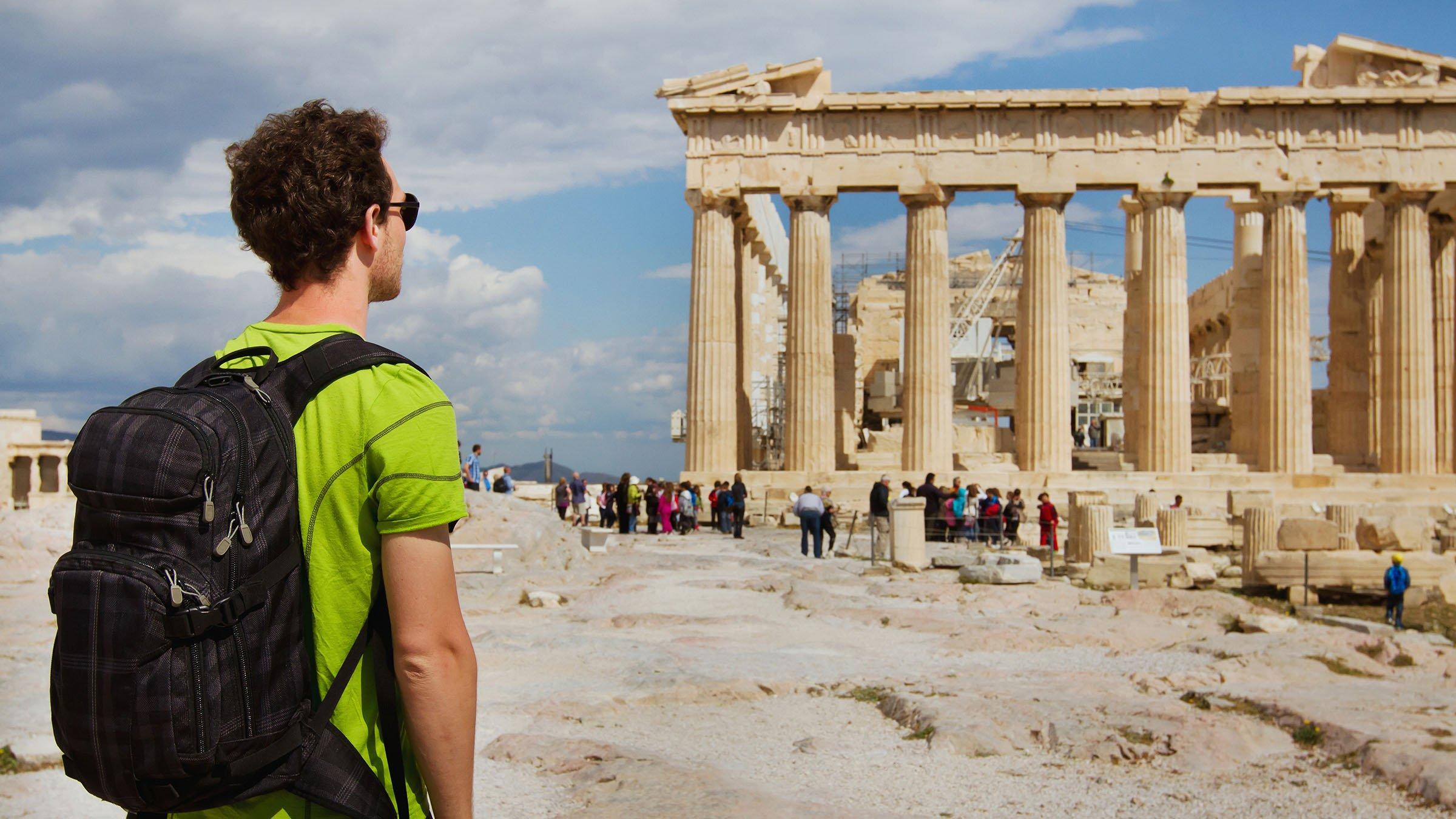 Visado a Grecia