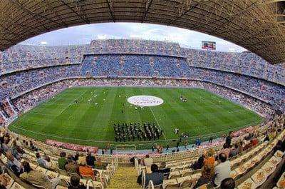 Visita al Mestalla