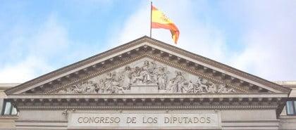 Visita virtual al Congreso de los Diputados