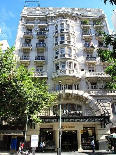 Visitar Buenos Aires - Libreria El Ateneo