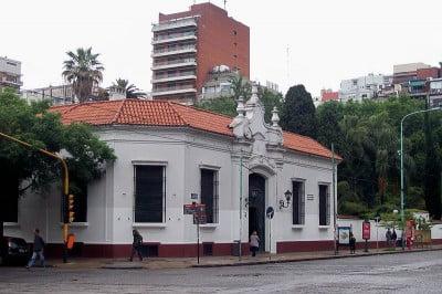 Visitar Buenos Aires - Museo de Arte Español Enrique Larreta