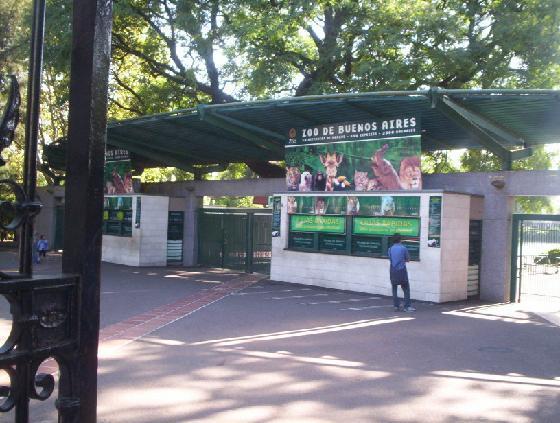 Visitar Buenos Aires - Zoo Jardin zoologico Palermo