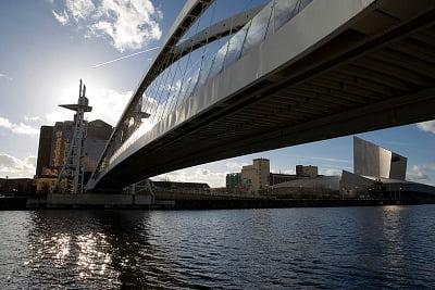 Visitar Manchester puente