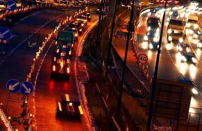 Visitar Manchester tráfico