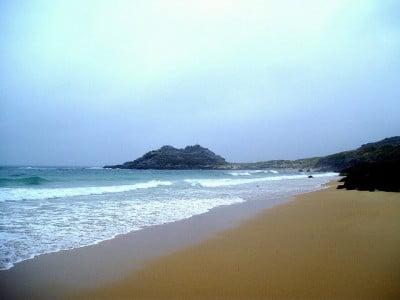 Visitar Playa de castro de Baroña