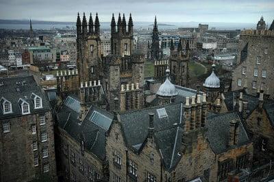 Visitar la ciudad de Edimburgo
