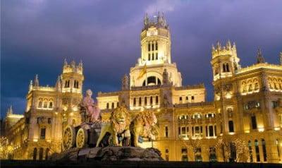 Visitar la ciudad de Madrid