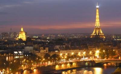Visitar la ciudad de Paris