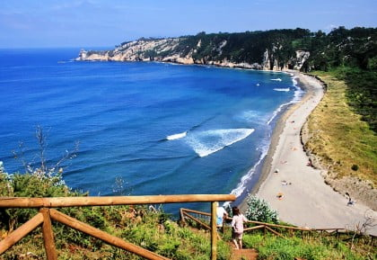 Visitar playa Barayo