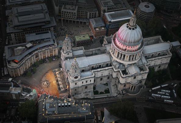 catedral de san pablo  u2013 londres
