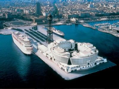 Vista Panoramica Eurostars Grand Marina