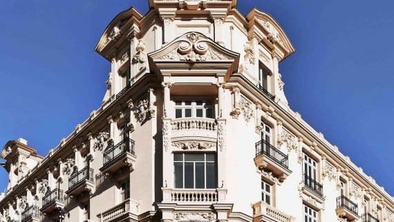 Vista exterior del Hotel & Spa URSO
