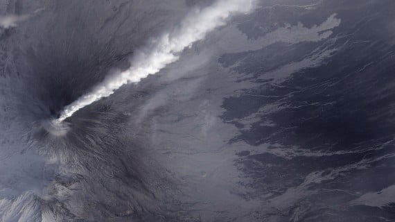 Volcán Bezymianny