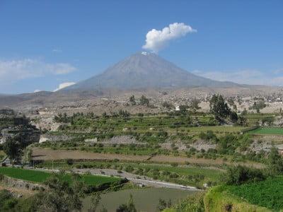 Volcán del Misti