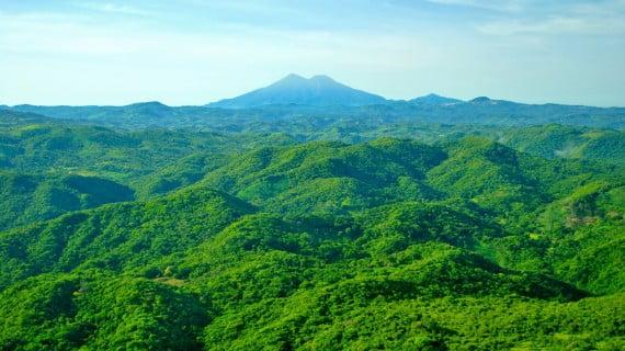 Chinchontepec o volcán de San Vicente