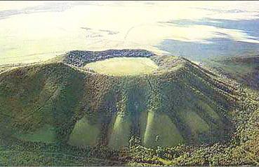 Volcanes Wudalianchi