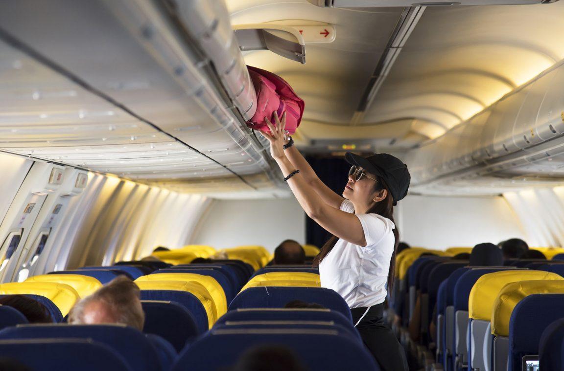 Peso permitido en el equipaje de mano de vueling - Medidas maletas cabina vueling ...