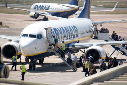 viajes avion amsterdam madrid: