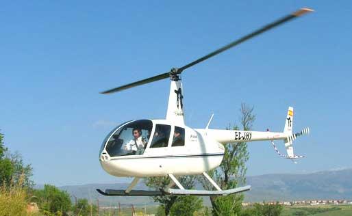 Vuelos helicoptero