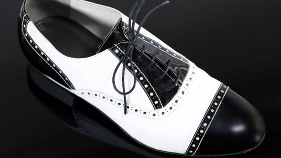 Zapatos de hombre para bailar tango