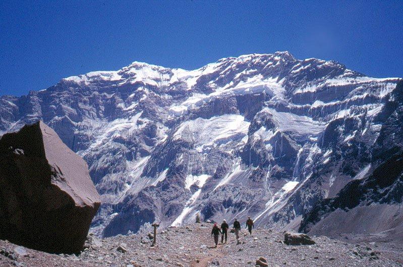 Zonas montañosas Invierno