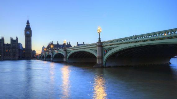 ¿A qué hora anochece en Londres en invierno?