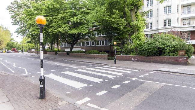 Abbey Road: el paso de cebra más famoso del mundo