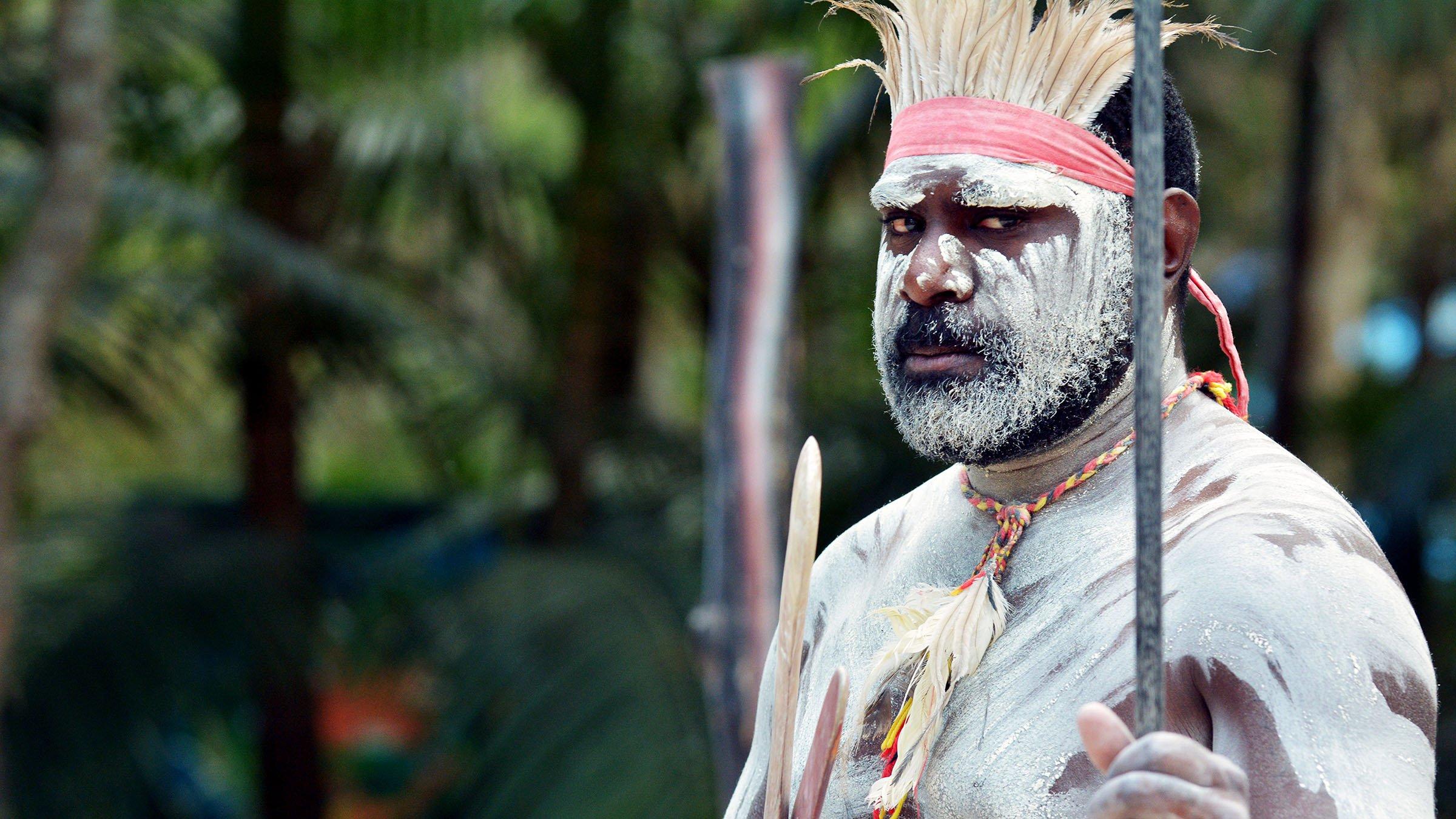 Aborígenes de Australia
