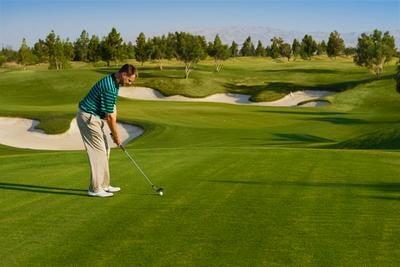 actividades al aire libre golf