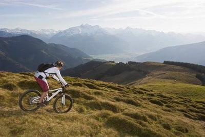 actividades por la naturaleza ciclismo