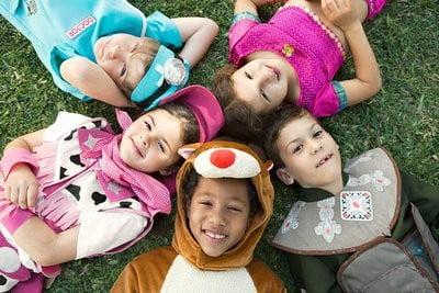 actividades por la naturaleza niños