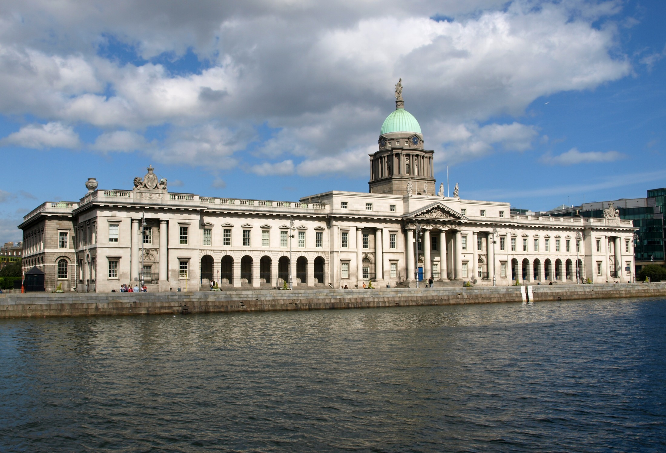 Aduanas de Dublín