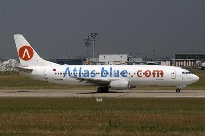 Aerolínea Atlas Blue