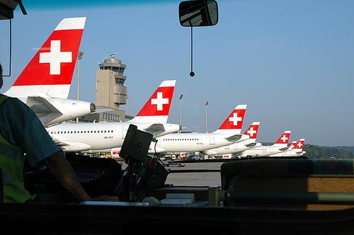 Aerolíneas de Suiza