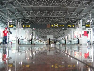Aeropuerto - Bélgica