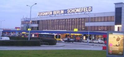 aeropuerto de Schonefeld