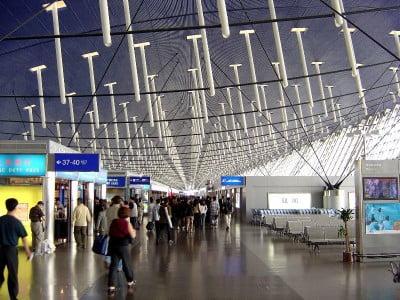 Aeropuerto de China