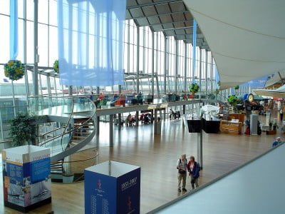 Aeropuerto Arlanda de Estocolmo