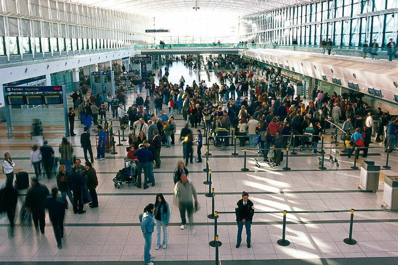 Aeropuerto de Ezeiza, Buenos Aires