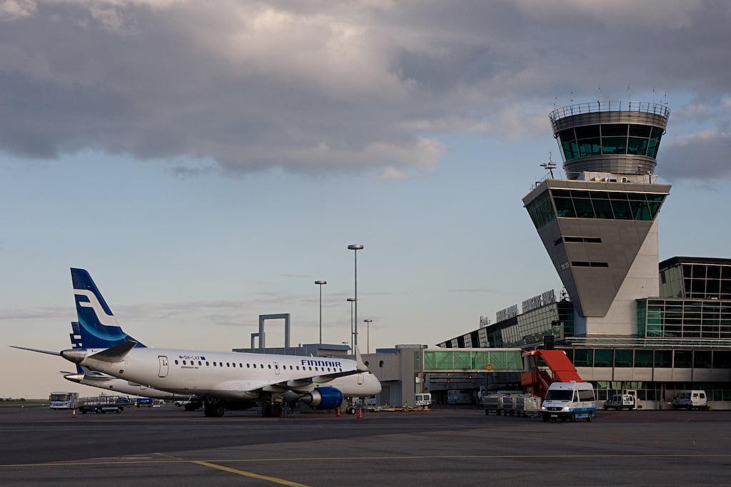 Aeropuerto de Finlandia