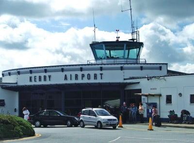Aeropuerto de Irlanda