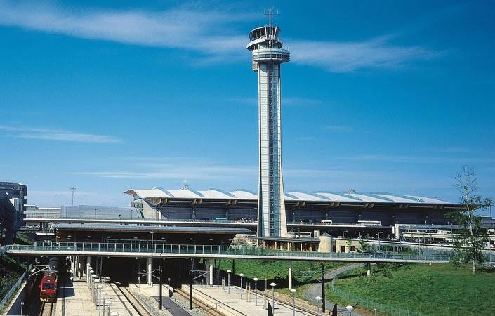 Aeropuerto de Noruega