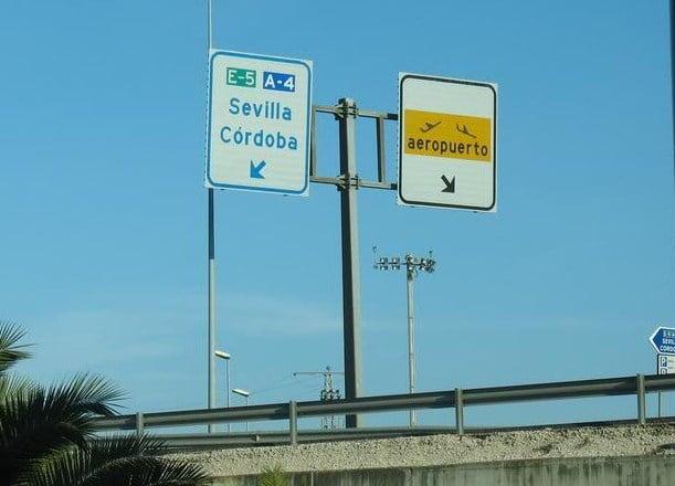 Aeropuerto de Sevilla